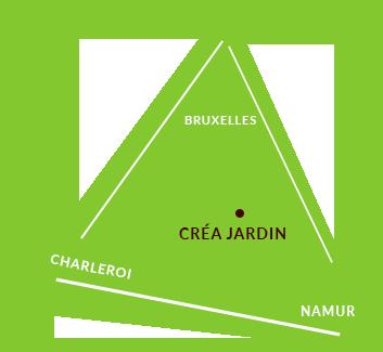 Création Jardin SPRL - Entreprise de parcs et jardins