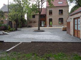 Création Jardin SPRL - Services - Nos services côté cours