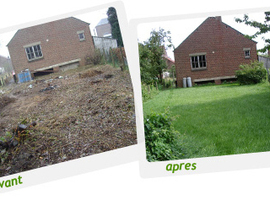 Création Jardin SPRL - Galerie photos - Avant/Après
